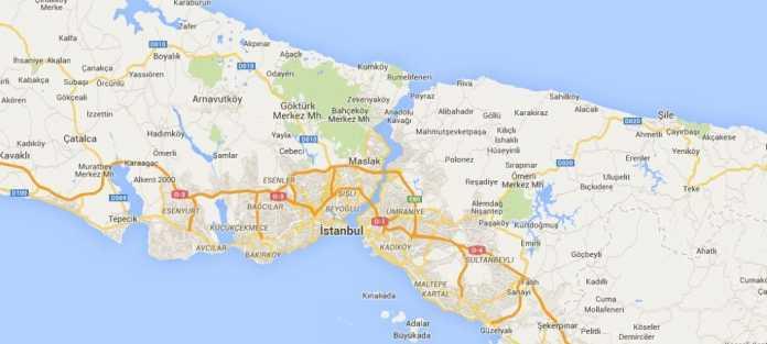 Geografia de Estambul