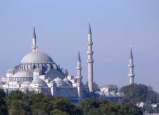 Mezquita de Suleymaniye, Estambul
