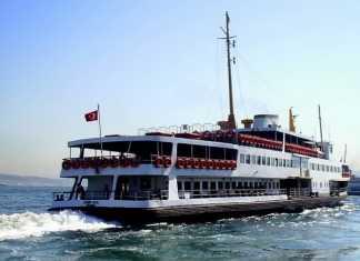 Barcos publicos en estambul