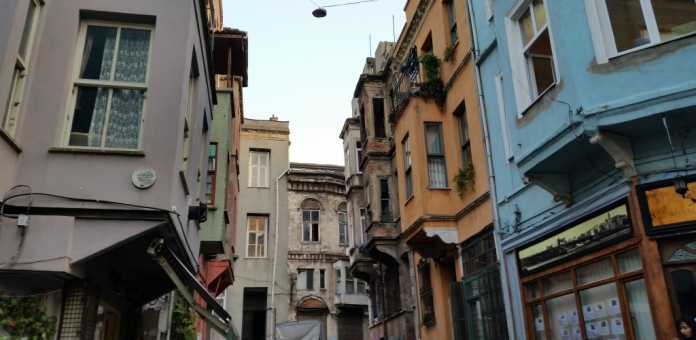 Barrios de estambul