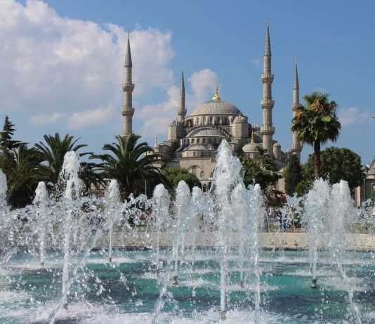 Mezquita Azul 1606