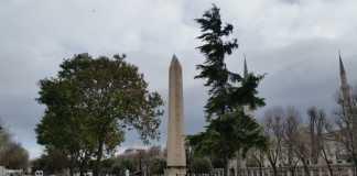 Hipodromo de Constantinopla, Estambul