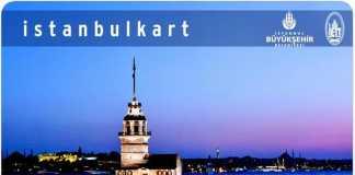 İstanbul kart en Estambul