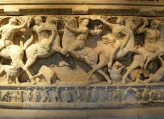 Museo Arquelogico de Estambul