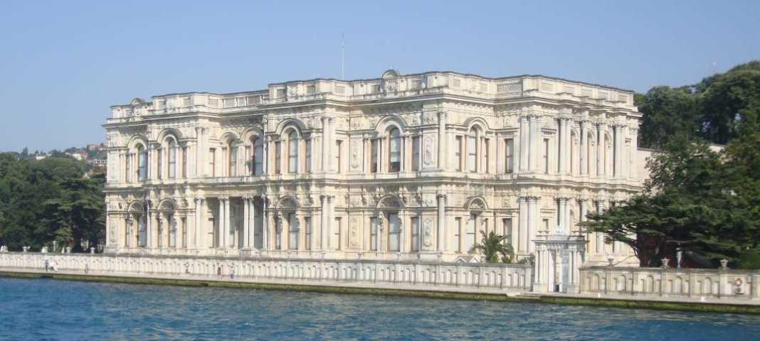 Palacio de Beylerbeyi, Estambul