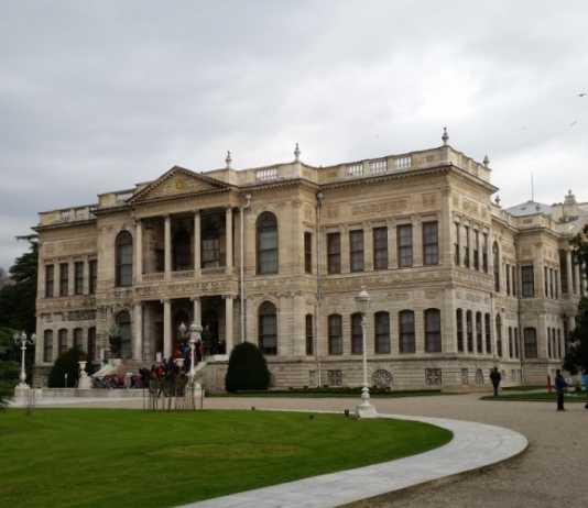 Palacio Dolmabahce, Estambul