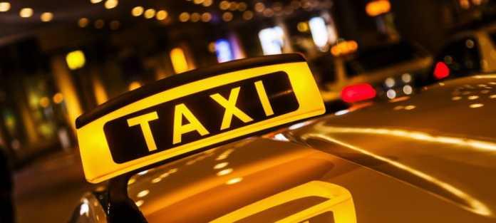 Taxi en estambul