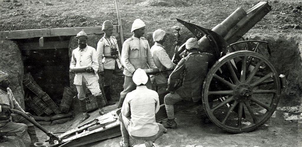 I. Guerra Mundial