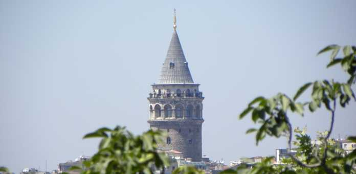 Torre de Galata, Estambul