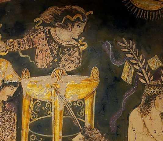 Oraculo de Delfos