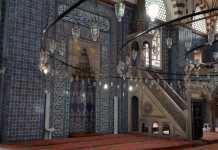Mezquita de Rustem Pacha, Estambul