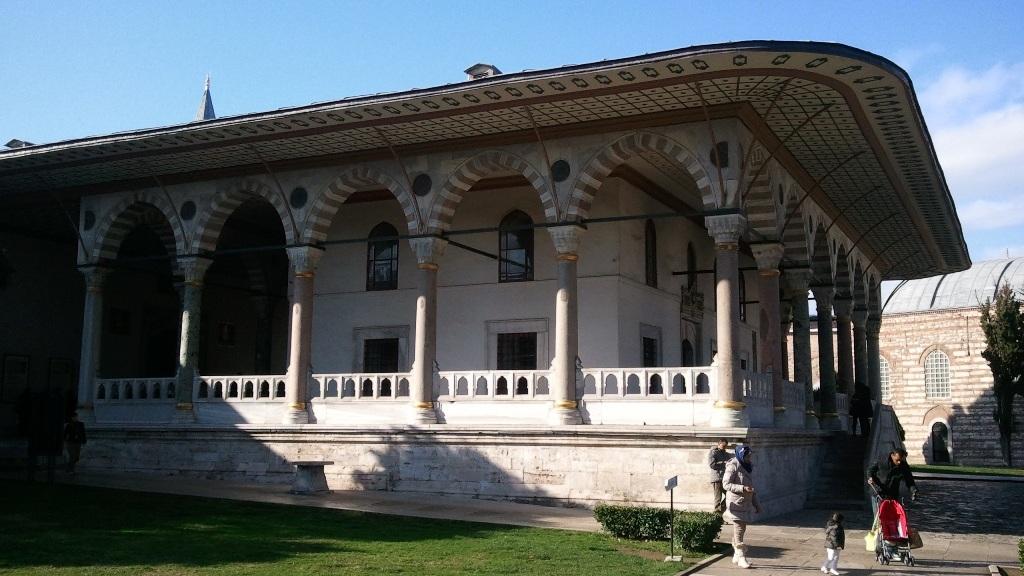 Sala de Audencia del Palacio De Topkapi