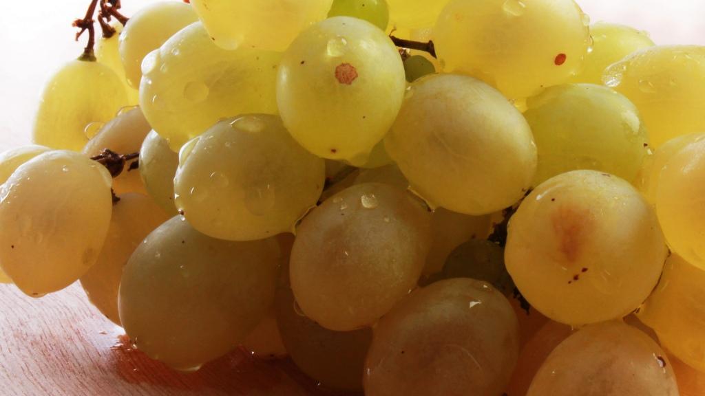 Uvas en Turquia
