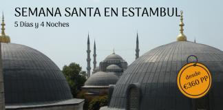 Semana Santa en Estambul